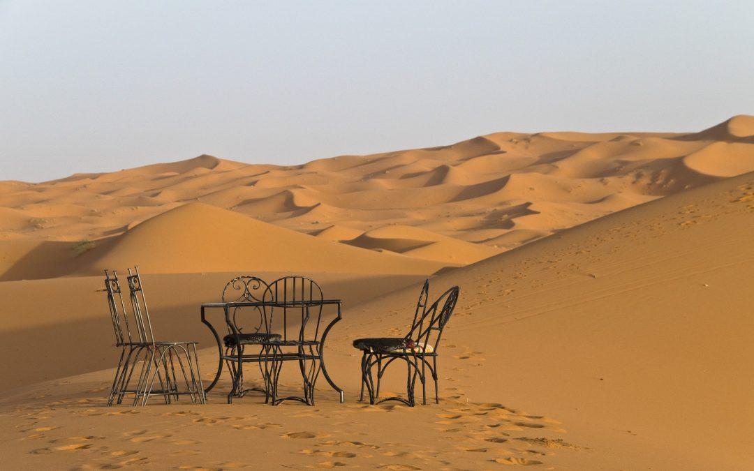 Circuit 3 jours: Dunes et Oasis