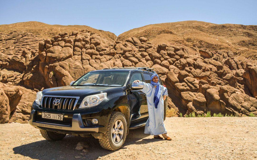 Circuit 4 Jours – Moyen Atlas – Sahara